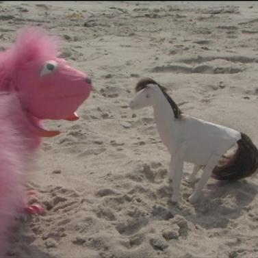 Mister Pink & Horsy