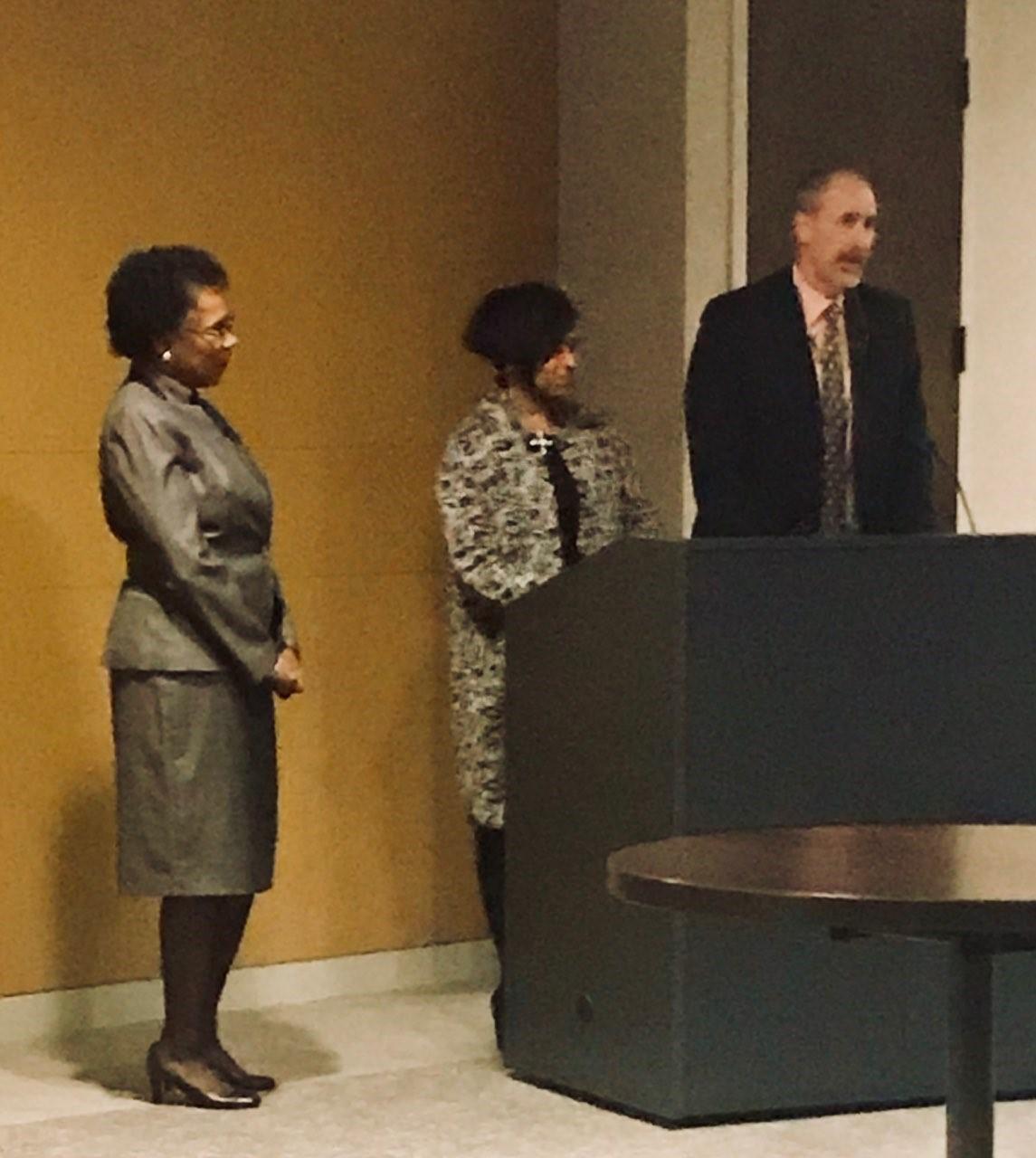 Judge Evans' Retirement