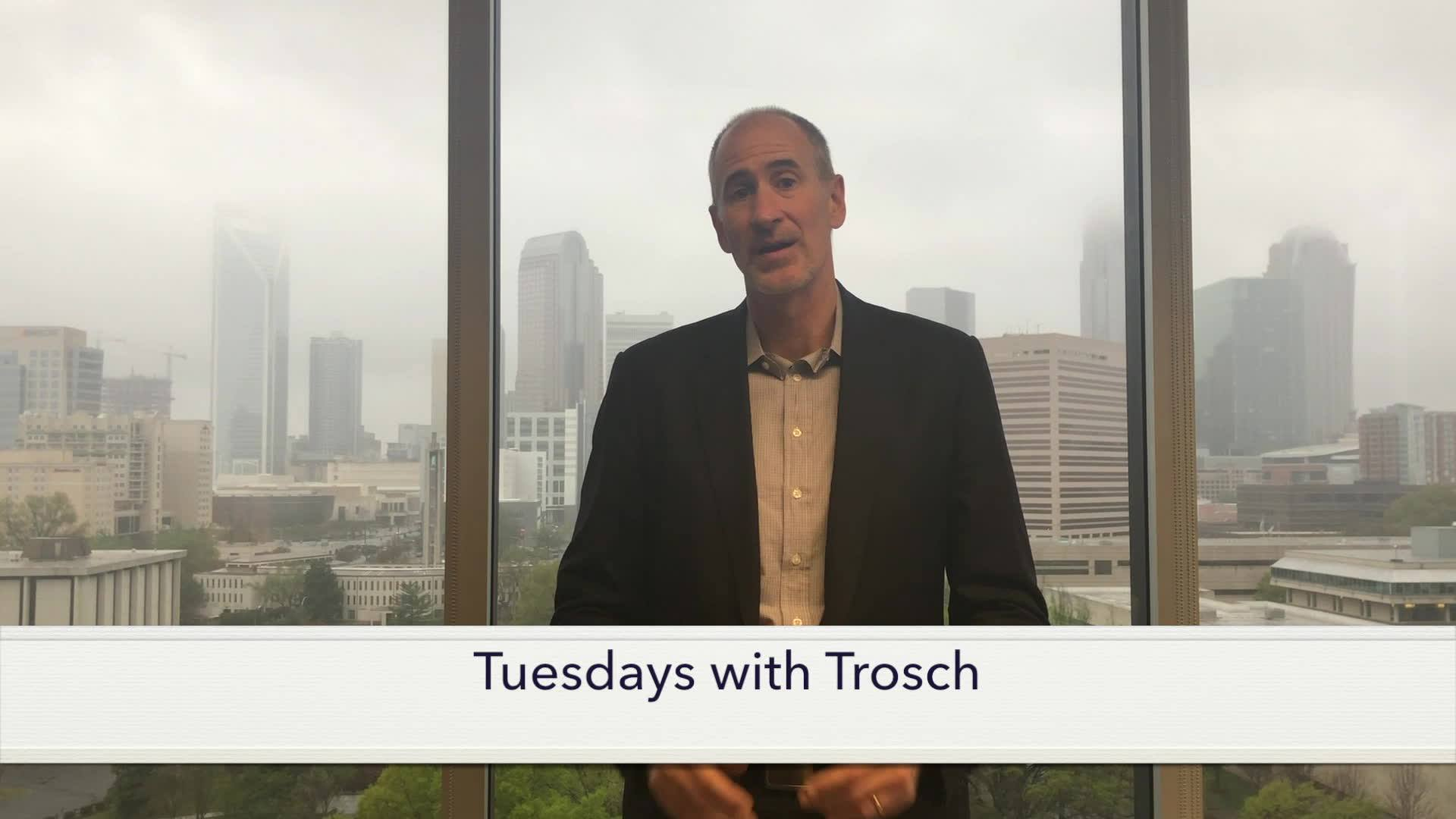 Tuesdays with Trosch: Early Vote