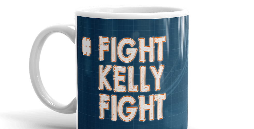 Fourth Room Brewing #fightkellyfight Mug