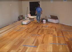 Hardwood Multi-width, natural