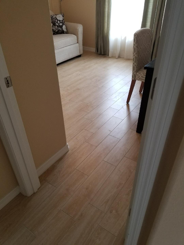 6x24 red oak tile plank