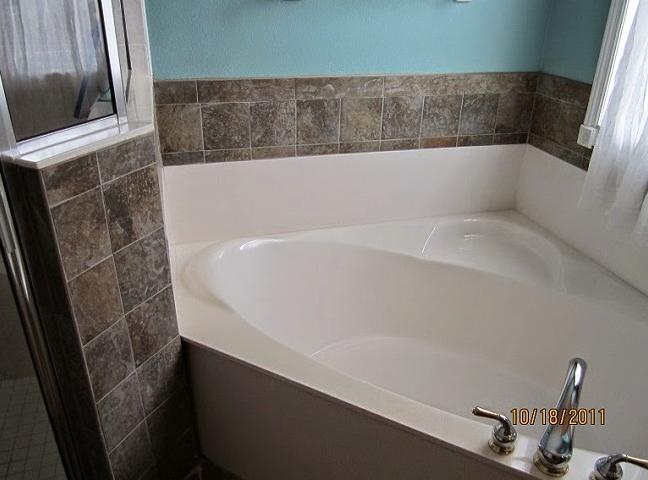 Tile Tub Surround