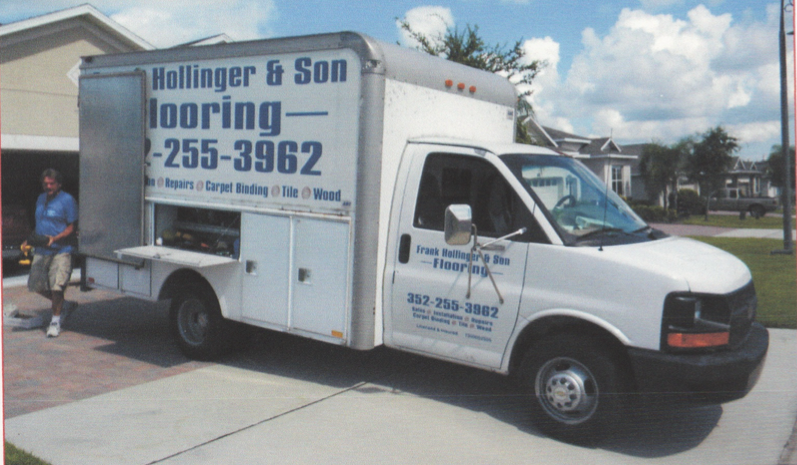 Previously known as Frank Hollinger & Son Flooring*