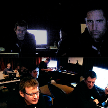 Recording 'Ghosts' with Nine Inch Nails
