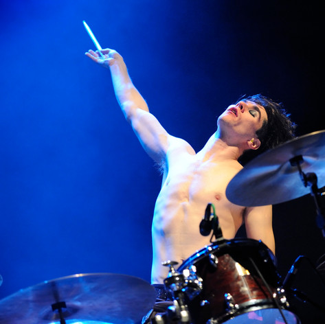 The Dresden Dolls 2008