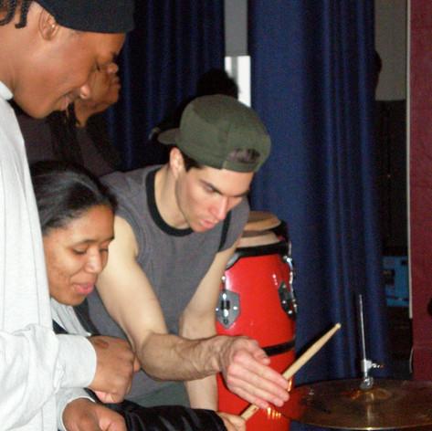 Drum Clinic 2007 Boston Day & Evening Academy