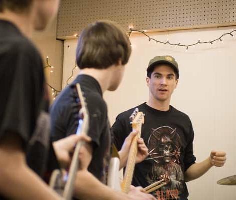Drum Clinic 2007 Portsmouth Music & Art Center