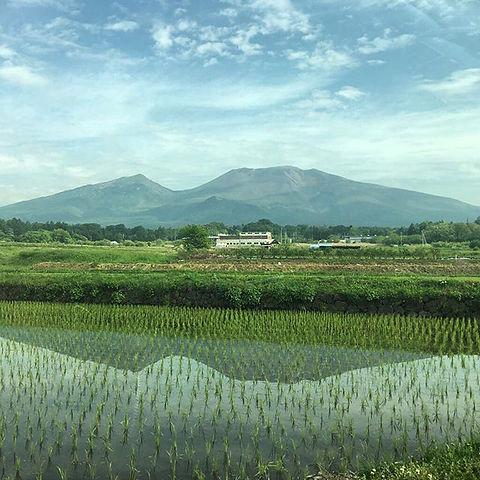 浅間が美しい。_#軽井沢 #karuizawa #浅間山 #asamamount
