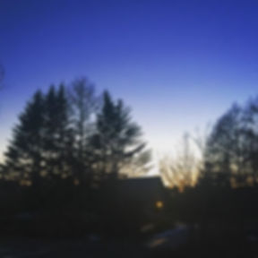 軽井沢の日暮れどき。#軽井沢 #sunset in #Karuizawa.jpg