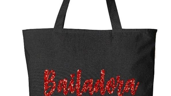 Black Bailadora Bomba Bag