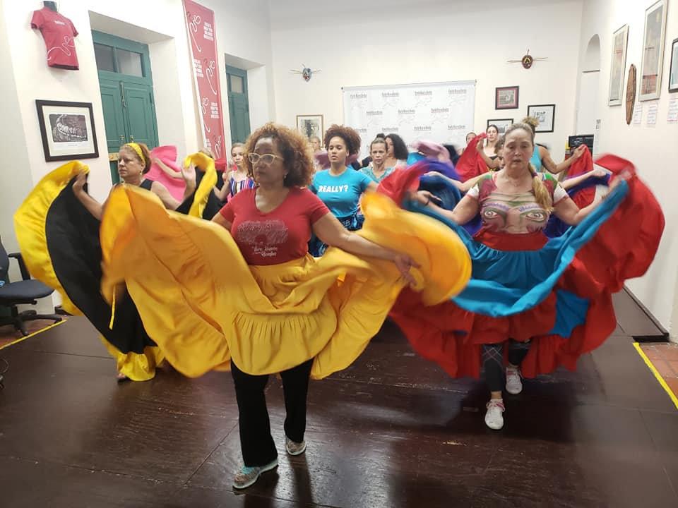 Clases de Baile Presenciales San Juan