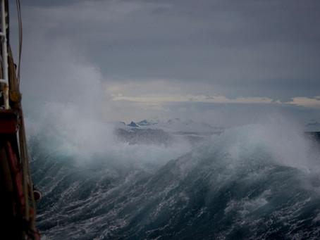 Durante la tormenta…