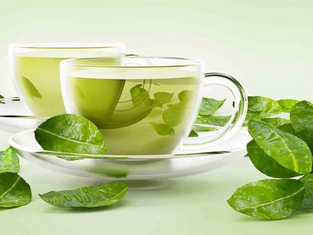 Zelený čaj a jeho pozitívne účinky na ľudský organizmus