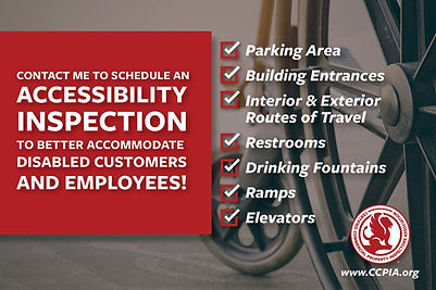 Accessibility Inspections