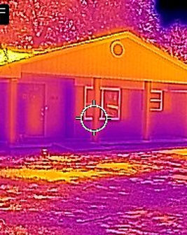 thermal imaging home inspection in fort worth and weatherford tx