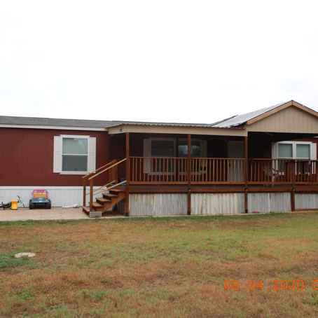 Tie Downs for Manufactured Homes