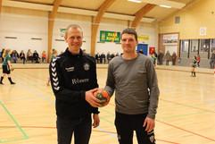 Peter Schmidt bliver i sæson 18/19 ny herrertræner