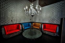 Pawnshop VIP seating