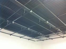 24ft x 30ft Lighting Grid Build
