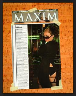 Maxim Shoot