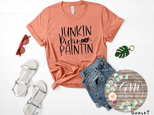Junkin Pickin Paintin