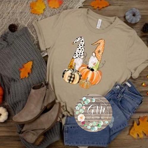 Gnomes & Pumpkins