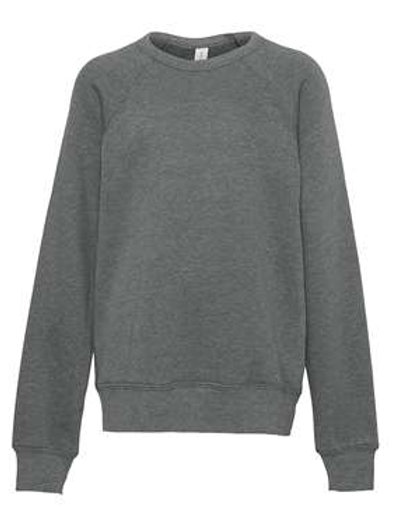 Y Bella and Canvas Sweatshirt