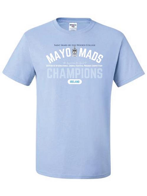 Mayo Mads Champ Tees