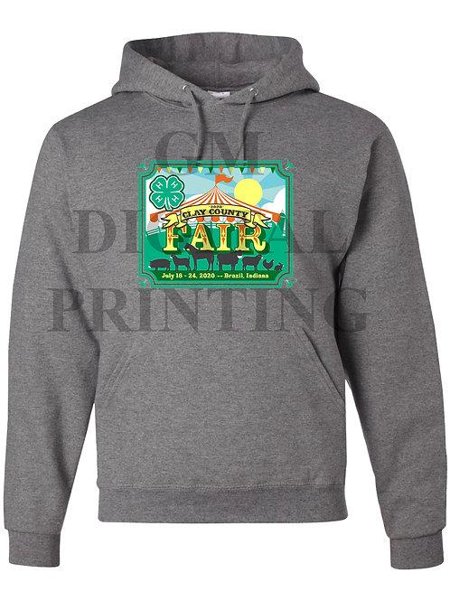 Clay County 4H Fair Hoodies