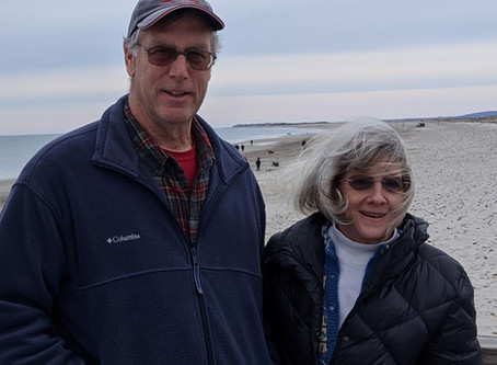 Volunteer Spotlight: Meet Mary & Rudy