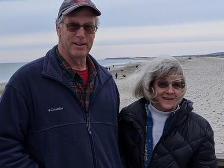 Volunteer Spotlight: Meet Mary & Rudy