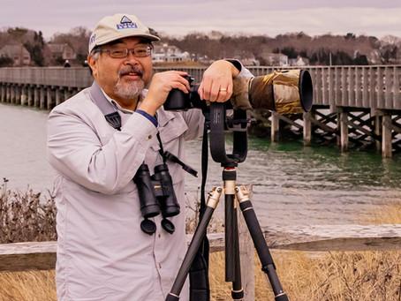 Volunteer Spotlight: Meet Stewart Ting Chong