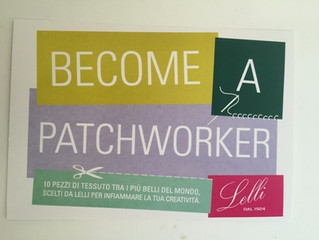 BECOME A PATCHWORKER