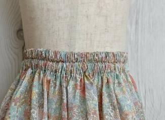 [レッスンメニュー]No.301 ギャザースカート