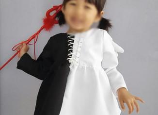 ハロウィン衣装(天使&悪魔)