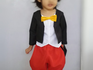ハロウィン衣装(ミッキー編)