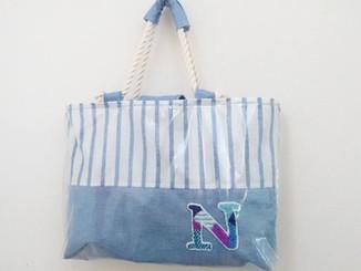 幼稚園のプールバッグ