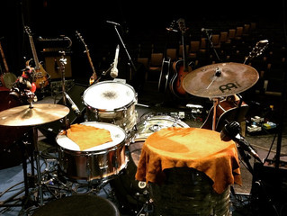 Ideal Time: The Drum Blog