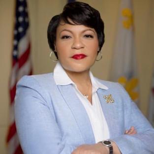 Mayor Latoya Cantrell