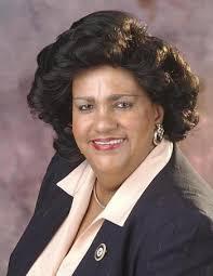 State Senator Diana Bajoie