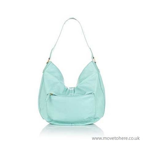 Palm Beach Leather Hobo
