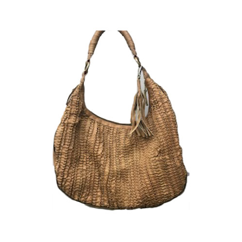 Leather Crafted Hobo