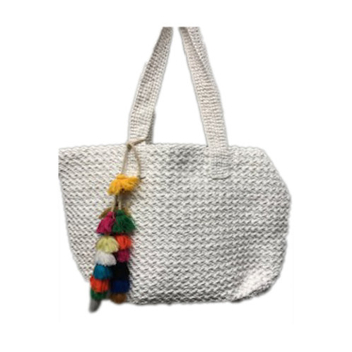 Knitted Tote