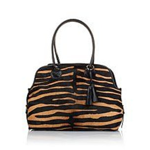 Exotic Safari Satchel
