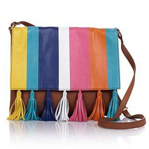 Carnby Street Leather Crossbody