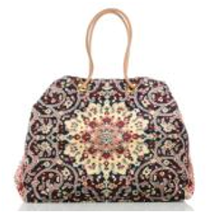 Medallion Carpet Bag
