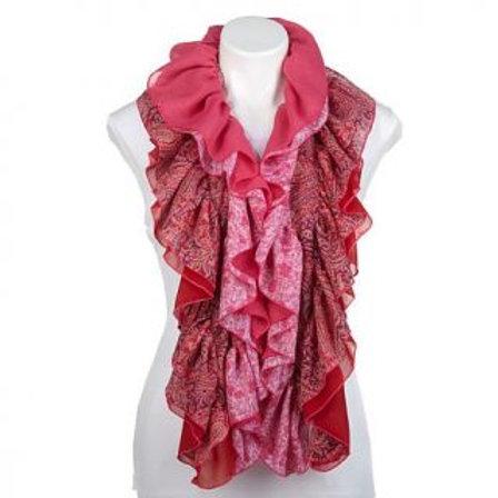Ditsy Floral Silk Scarf