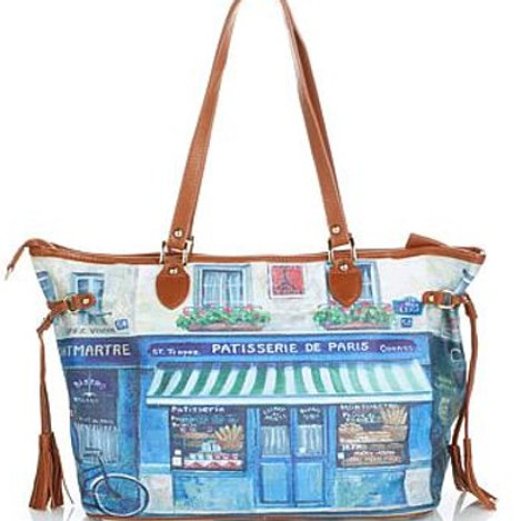 Maison De Vin French Shoulder Bag