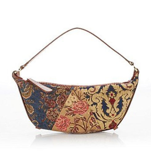 Tapestry Patchwork Handbag